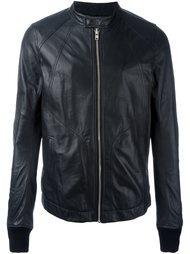 куртка с воротником-стойка Rick Owens