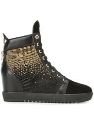 embellished hi-top sneakers Loriblu