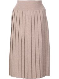 pleated knit skirt Vivienne Westwood Red Label