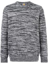 свитер с узором  Carhartt