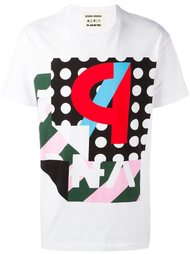 'PS' print T-shirt  Henrik Vibskov