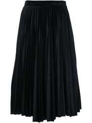 плиссированная юбка Rossella Jardini