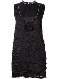 декорированное платье Nº21