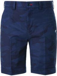камуфляжный шорты со складками Loveless