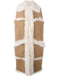 пальто без рукавов Meteo By Yves Salomon