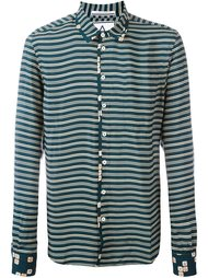 рубашка в полоску Andrea Pompilio