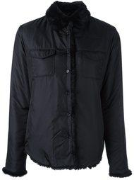 куртка с меховой подкладкой Aspesi
