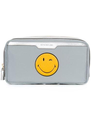 косметичка 'Smiley' Anya Hindmarch
