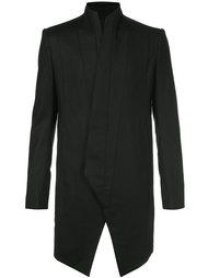 paneled long jacket  Julius