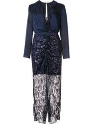 'Jennifer' maxi dress Saloni