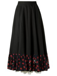 embroidered skirt Isabela Capeto
