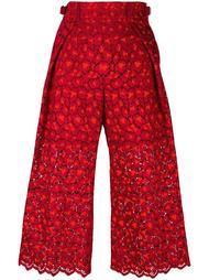 укороченные брюки  Sacai