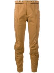 байкерские брюки Chloé