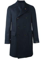 пальто в стиле милитари  Gabriele Pasini