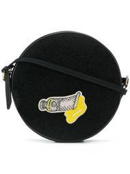 круглая сумка через плечо Olympia Le-Tan