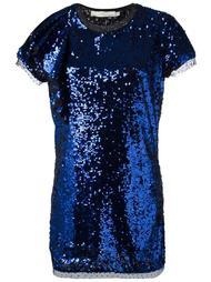 платье с пайетками Amen