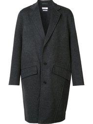 однобортное пальто Cmmn Swdn
