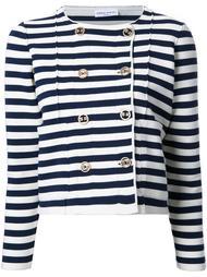 приталенная куртка в полоску  Sonia Rykiel