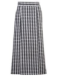 monochrome skirt Andrea Marques