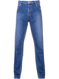 укороченные джинсы 'Serge' Serge De Blue