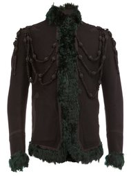 shearling jacket  The Soloist
