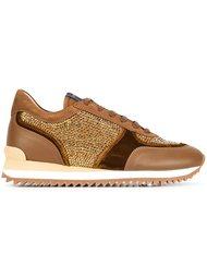 декорированные кроссовки Le Silla