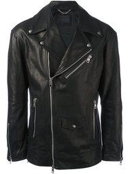 байкерская куртка 'Loghan'  Diesel Black Gold