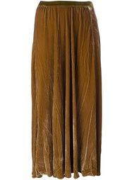 длинная бархатная юбка Mes Demoiselles