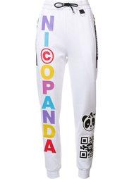 спортивные штаны 'Panda Nation' Nicopanda