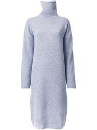 платье с высокой горловиной Le Ciel Bleu