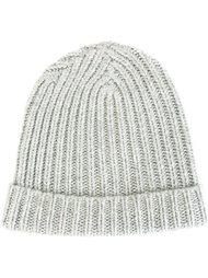 шапка ребристой вязки Warm-Me