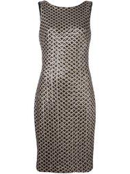 платье с пайетками Lauren Ralph Lauren