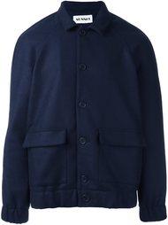 куртка-рубашка на пуговицах Sunnei