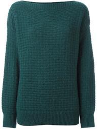 вязаный свитер  Closed