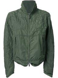 куртка с вышивкой Kru