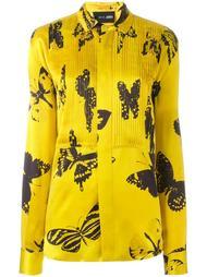 рубашка с принтом 'butterfly' Michel Klein