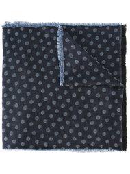 шарф в горошек Lardini