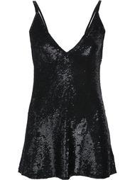 платье с V-образным вырезом Ashish