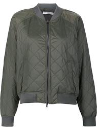quilted bomber jacket Vince