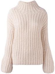 кашемировый свитер с высокой горловиной Iris Von Arnim