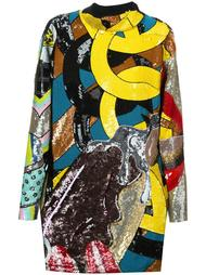 платье с пайетками Olympia Le-Tan