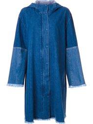 джинсовое пальто 'Cut Off Mods' Le Ciel Bleu