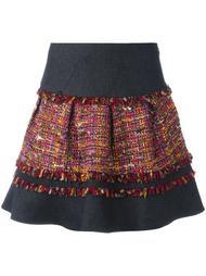 юбка с панельным дизайном Diane Von Furstenberg