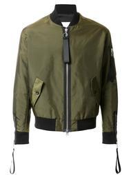 куртка-бомбер на молнии  Matthew Miller