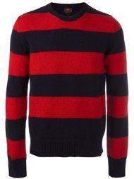 свитер в полоску Mp  Massimo Piombo