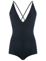 strappy bodysuit Giuliana Romanno
