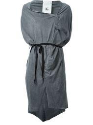 асимметричное платье с вырезом-хомутом Lost & Found Ria Dunn