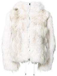 двусторонняя камуфляжная куртка Kru
