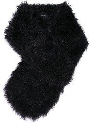 фактурный шарф из люрекса Simone Rocha