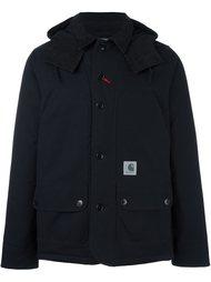 пальто с капюшоном  Carhartt